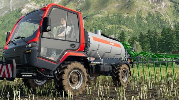 Farming Simulator 19 míří do hor s alpským rozšířením