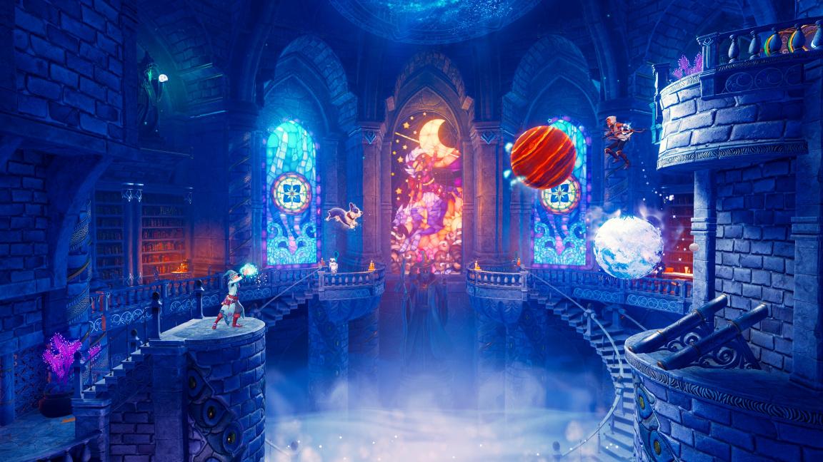 Vydejte se do říše snů v rozšíření Melody of Mystery pro Trine 4