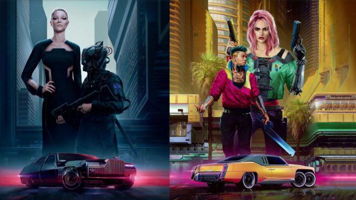 Soutěž o tři nádherné knihy Svět hry Cyberpunk 2077