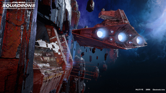 EA se nevzdává značky Star Wars navzdory ukončení exkluzivity