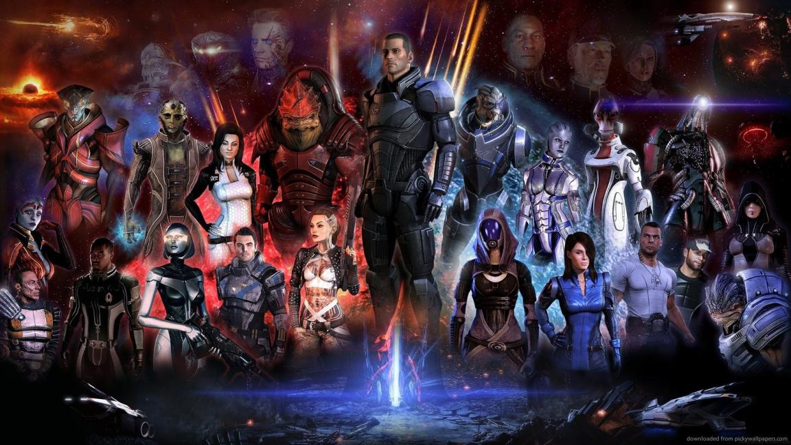 Nejlepší postavy z Mass Effectu podle redakce