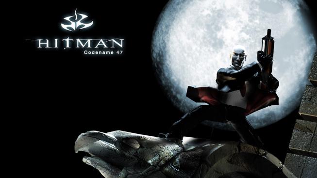 hitman codename 47 main art