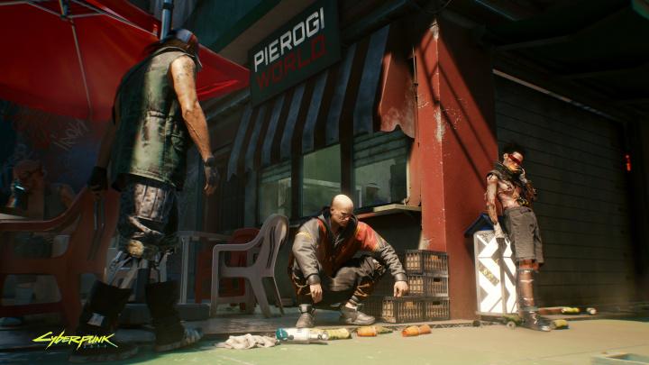 Kopie Cyberpunku unikly do světa, pozor na nechtěné spoilery