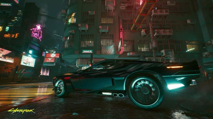 Jak poběží Cyberpunk 2077 na PS4 Pro a PS5? Podívejte se na video