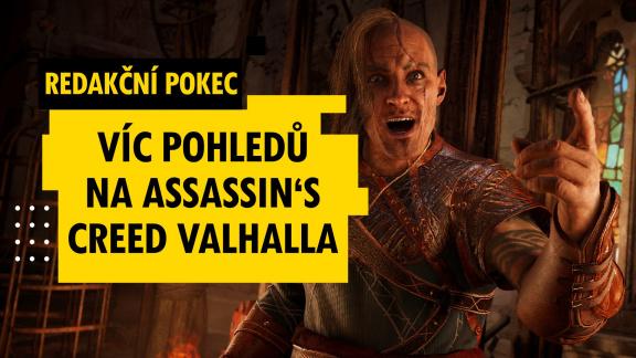 Redakční pokec – Assassin's Creed Valhalla