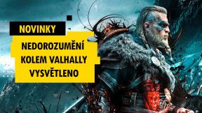 Nedorozumění s Valhallou vyjasněno – novinky 47. týdne