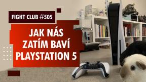 Fight Club #505: Čerstvé zkušenosti s PlayStation 5