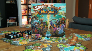 Small World of Warcraft – videorecenze skvělého propojení dvou známých světů