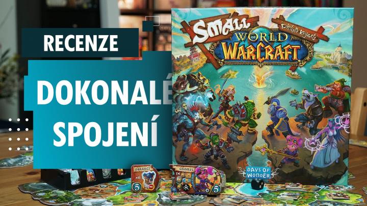 Small World of Warcraft – recenze deskové hry