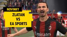 Ibrahimović zjistil, že je ve FIFA 21 - novinky 48. týdne