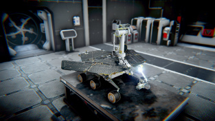 Staňte se cenným opravářem mimozemských vozítek na Marsu v Rover Mechanic Simulator