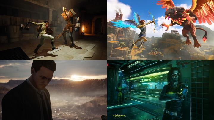 Jaké hry vyjdou v prosinci?