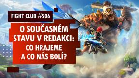 Fight Club #506 o předvánočním dění v redakci