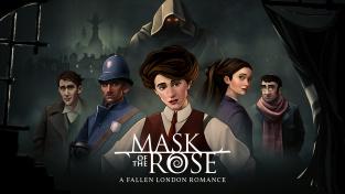 Tvůrci Sunless Sea chystají vizuální novelu Mask of the Rose ze stejného světa