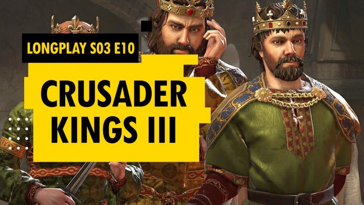 LongPlay - Crusader Kings III S03E10