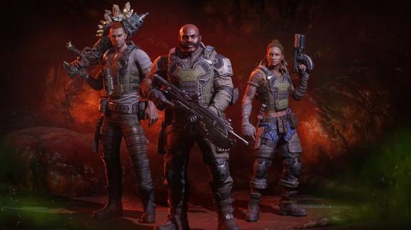 Gears 5 příští týden dostanou příběhové rozšíření