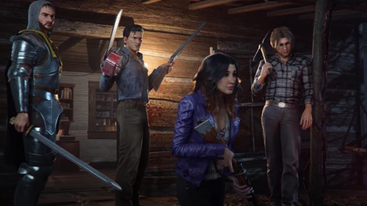Ash se vrátí do boje se zlem v kooperativním akčním hororu Evil Dead: The Game