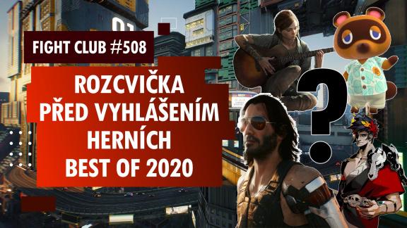 Sledujte Fight Club #508 o nejlepších hrách roku 2020