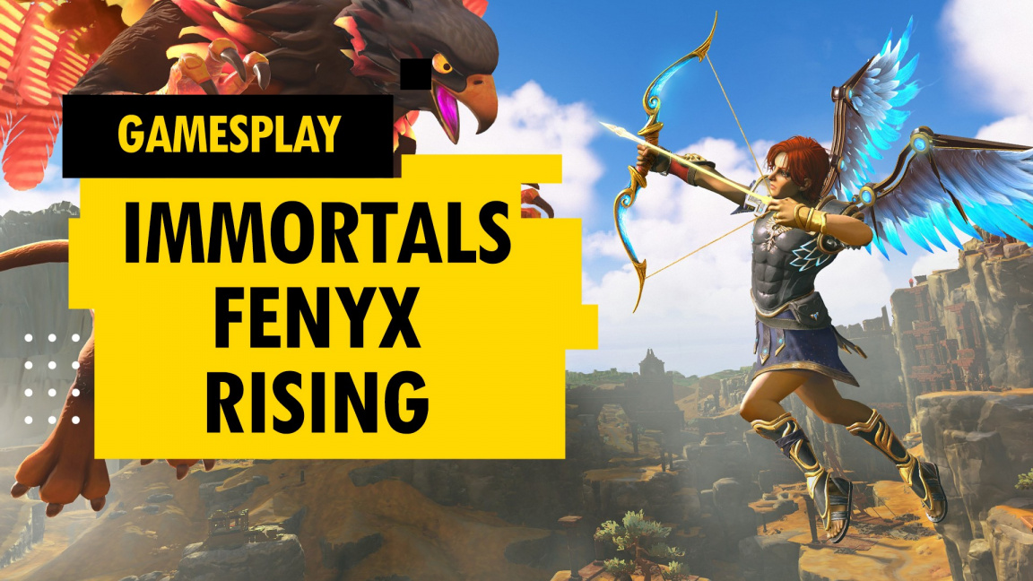 GamesPlay – hrajeme Immortals Fenyx Rising