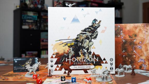 Horizon Zero Dawn: The Board Game – videorecenze robotického průšvihu