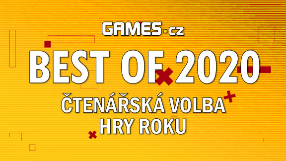 Hlasujte v čtenářské anketě o nejlepší hry roku 2020