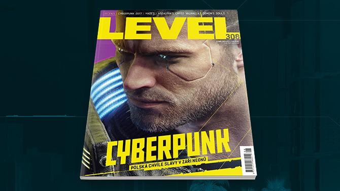 LEVEL #308: Cyberpunk a nové konzole