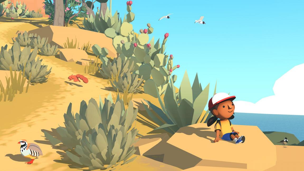 Alba: A Wildlife Adventure – recenze nové hry od tvůrců Monument Valley