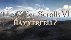 The Elder Scrolls VI Hammerfell?