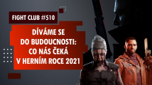 Fight Club #510: Co videohry čeká v roce 2021?