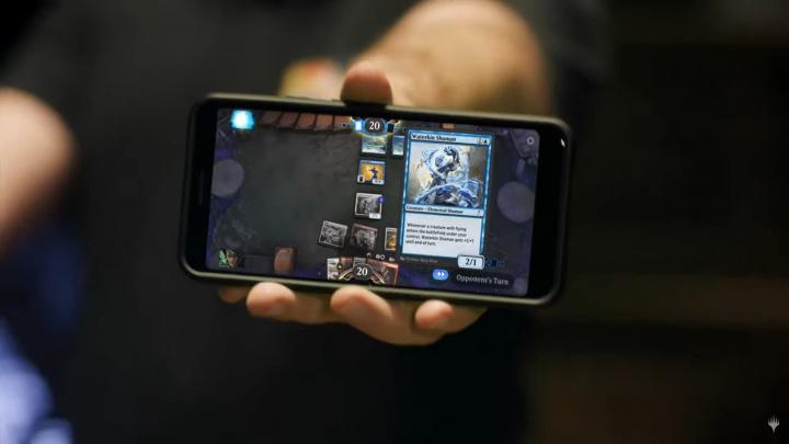Magic: The Gathering Arena konečně vyjde na mobilech