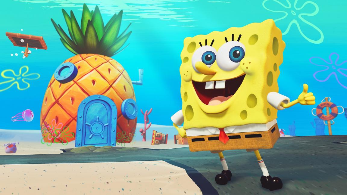 THQ Nordic se kvůli úspěchu SpongeBoba poohlíží po dalších licencích