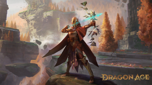 Prohlédněte si nový obrázek k Dragon Age 4