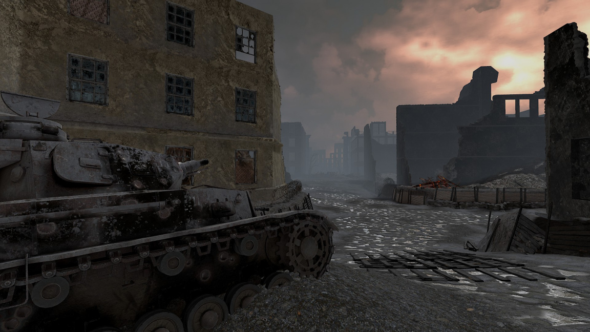 Střílečka pro virtuální realitu Pavlov VR přidává druhou světovou válku a tanky