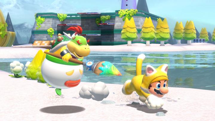 Oslavy 35. výročí Maria pokračují s vylepšeným Super Mario 3D World + Bowser's Fury