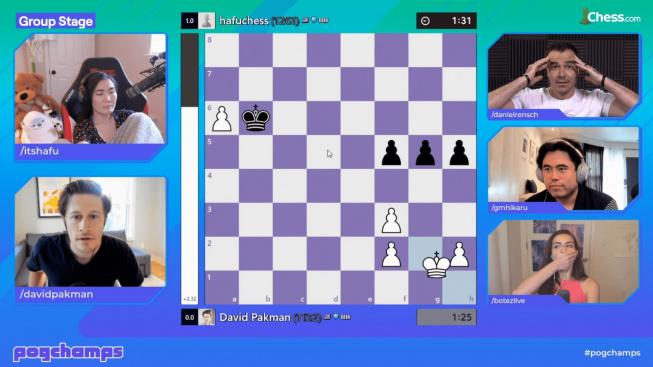 Šachový turnaj známých osobností se vrací na scénu
