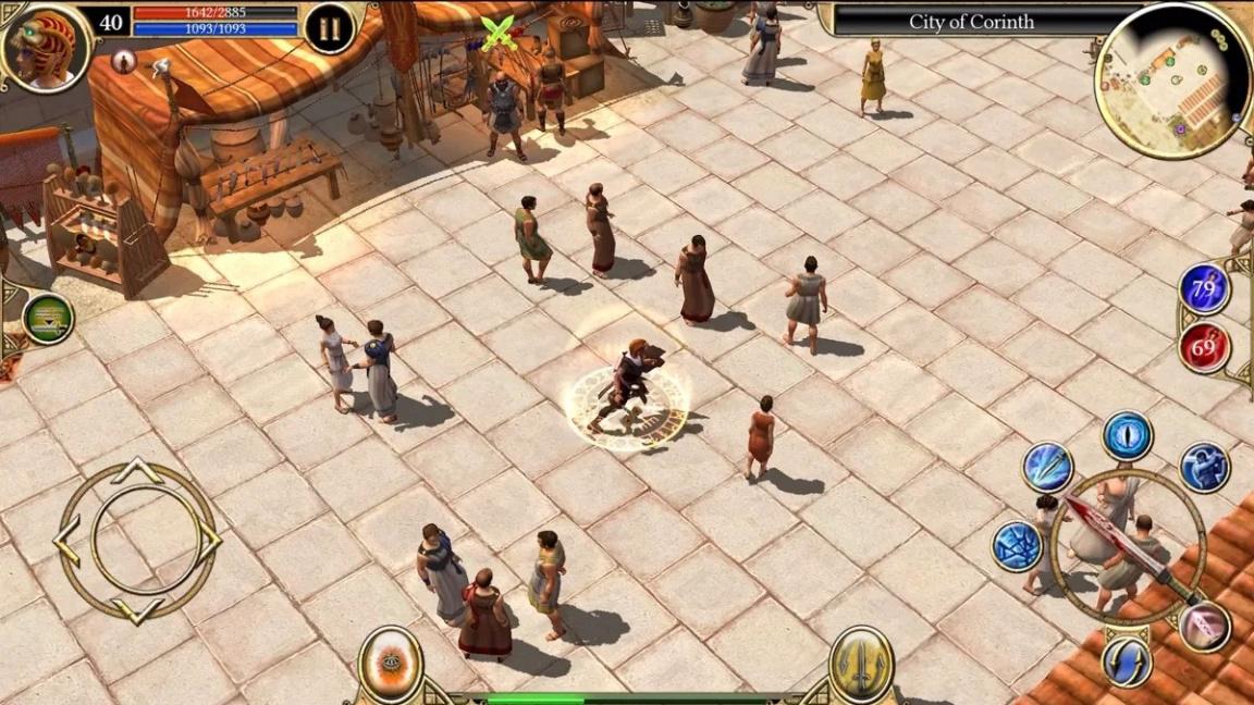 Na začátku února vyjde mobilní verze Titan Questu v legendární edici