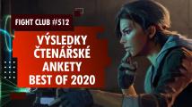 Fight Club #512: Jak dopadlo čtenářské hlasování o hře roku 2020