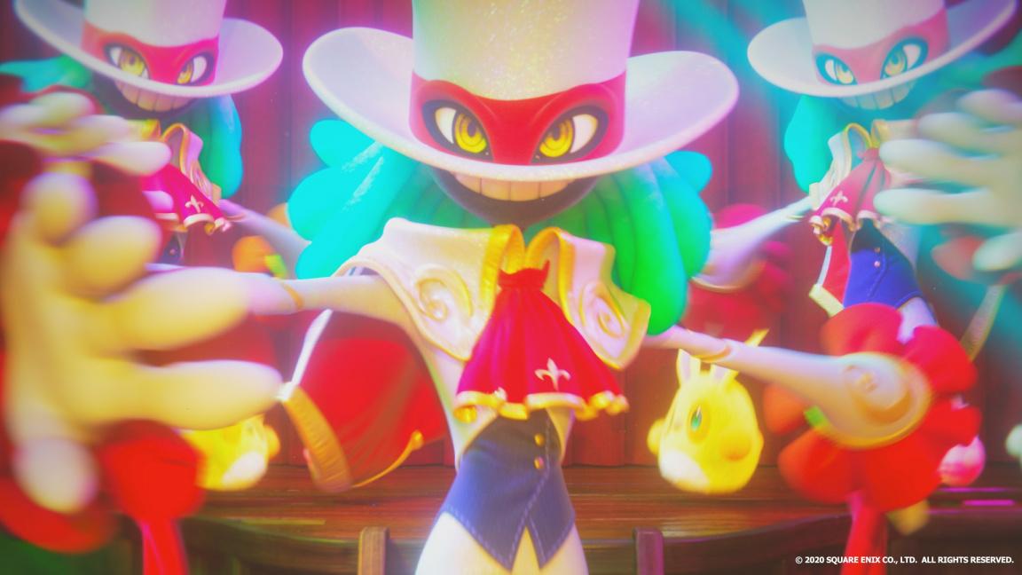 Kouzelná 3D plošinovka Balan Wonderworld dostane příští týden obsáhlé demo