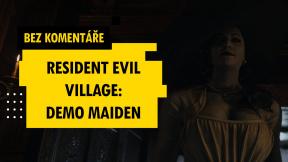Resident Evil Village: Demo Maiden - nekomentovaný průchod