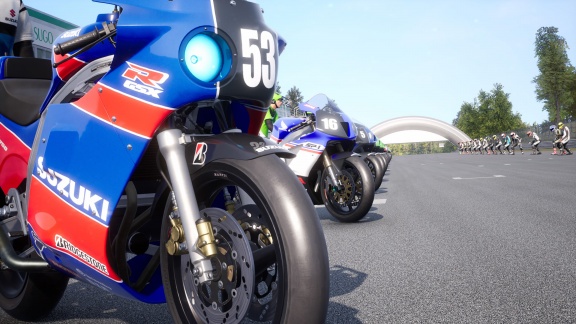 RIDE 4 – recenze skvělých, ale náročných závodů motorek