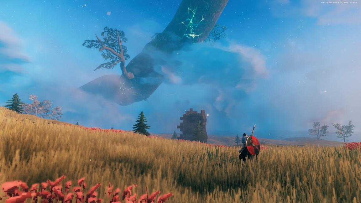 Valheim pokořil další velké milníky. Stane se nejhranější hrou na Steamu?