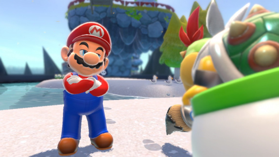 Super Mario 3D World + Bowser's Fury – recenze