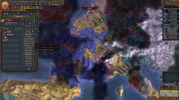Paradox spouští předplatné pro všechna rozšíření hry Europa Universalis IV