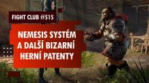 Fight Club #515: Když se míchají hry s patenty a autorským právem