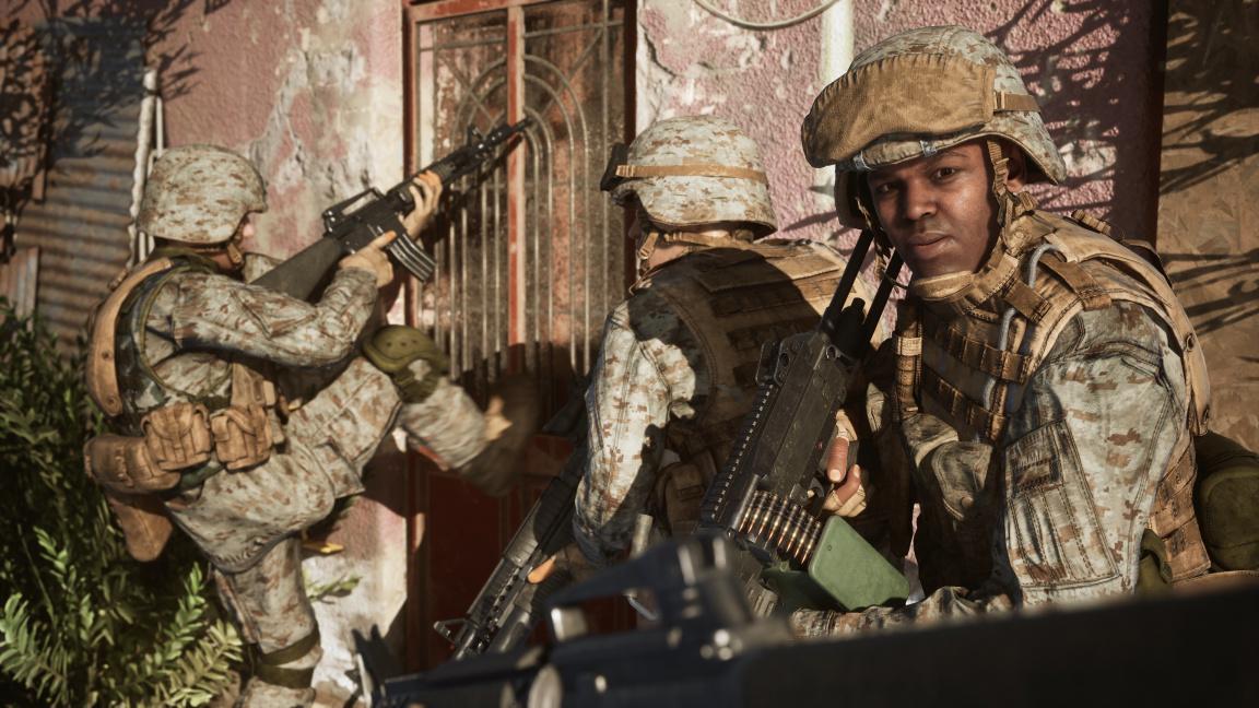 Na kontroverzní střílečce Six Days in Fallujah spolupracovali tvůrci God of War