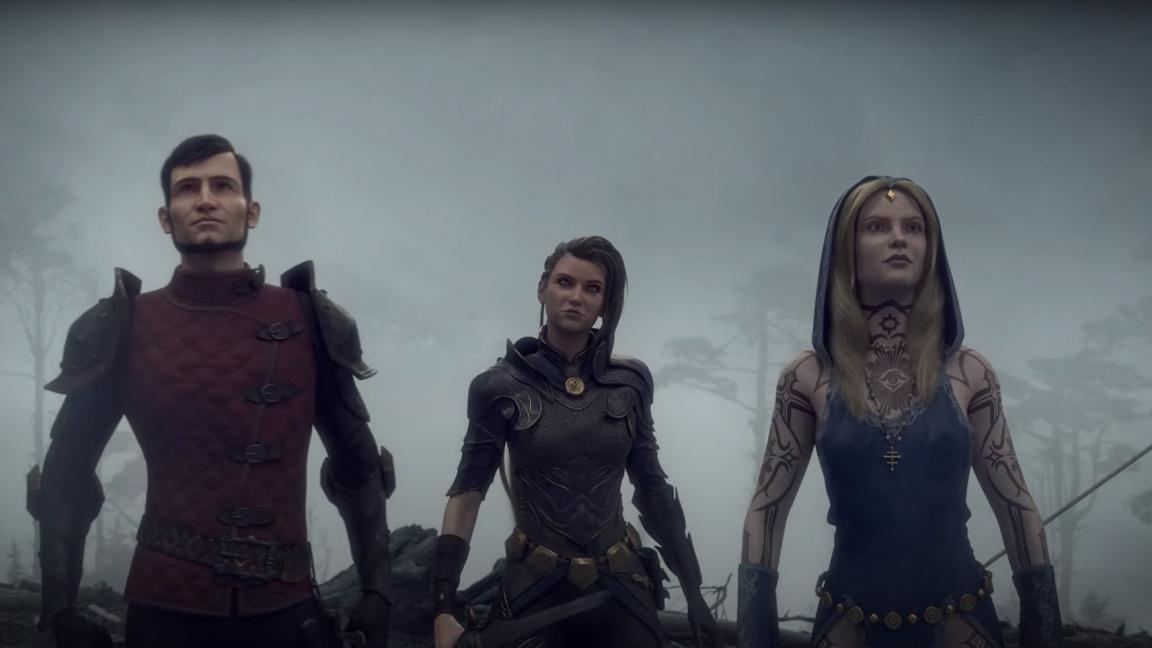 RPG série Disciples znovu ožívá. Letos dostane temný a velmi dlouhý čtvrtý díl