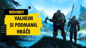 Valheim si podmanil hráče – novinky 6. týdne