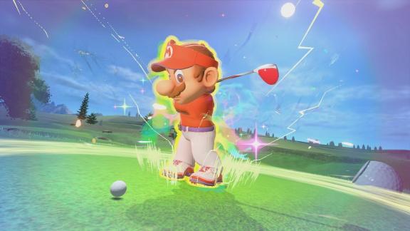Mario Golf: Super Rush je akční golf a příběhové RPG zároveň