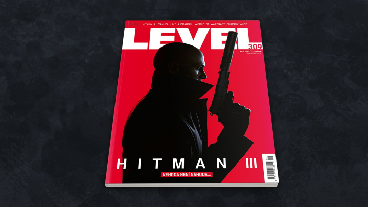 LEVEL #309: Hitman 3, Dračí doupě a umělá inteligence