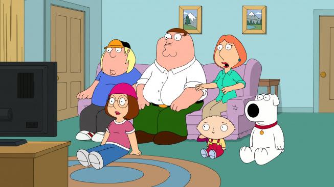 Spojení Fortnite a Family Guy se nejspíše stane realitou